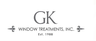 GK Window Treatments Logo
